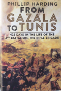 Book-From Gazala to Tunis
